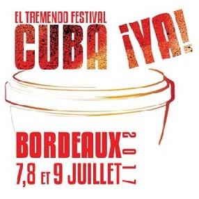 Festival CUBA YA Gradignan